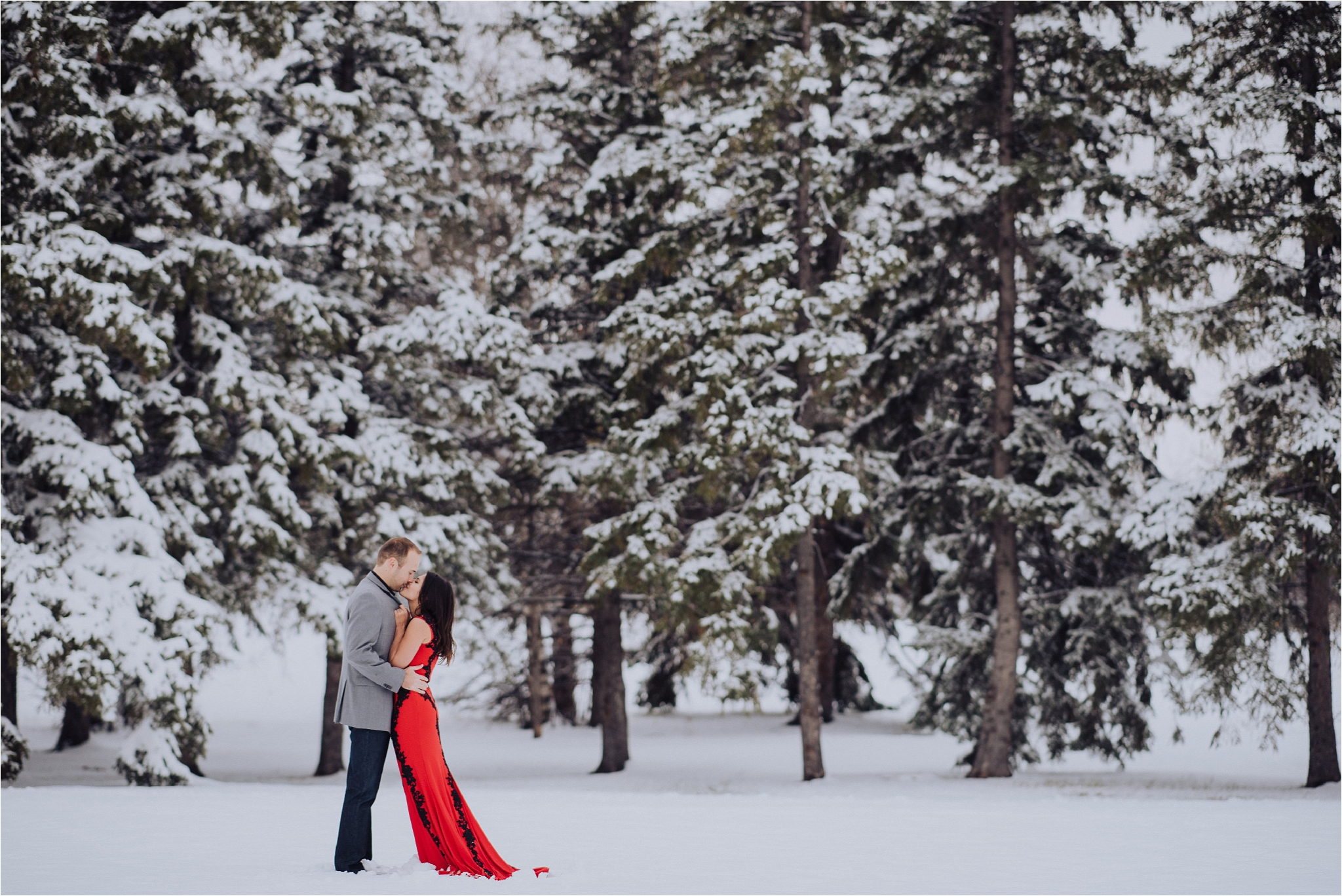 Edmonton Valley Engagement Session